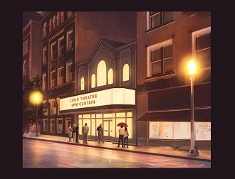 Lyric Theatre Oil City Artist Conception 2015